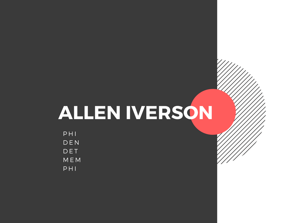 アレンアイバーソン