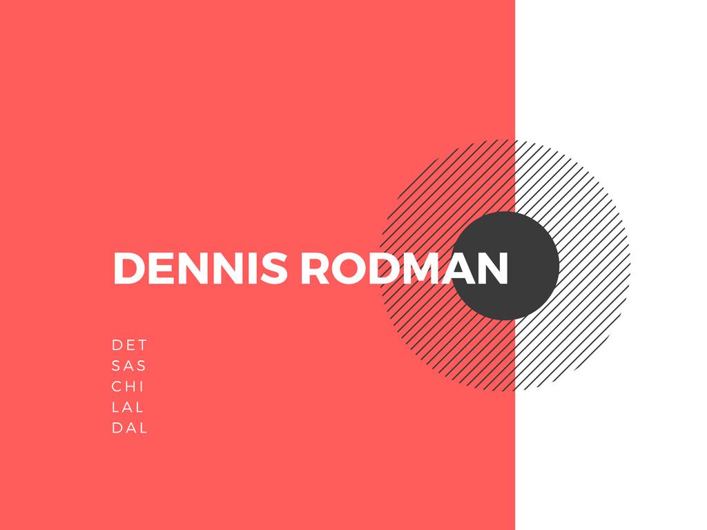 デニスロッドマン