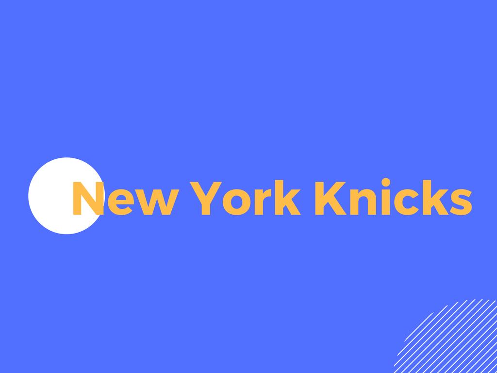 ニューヨークニックス