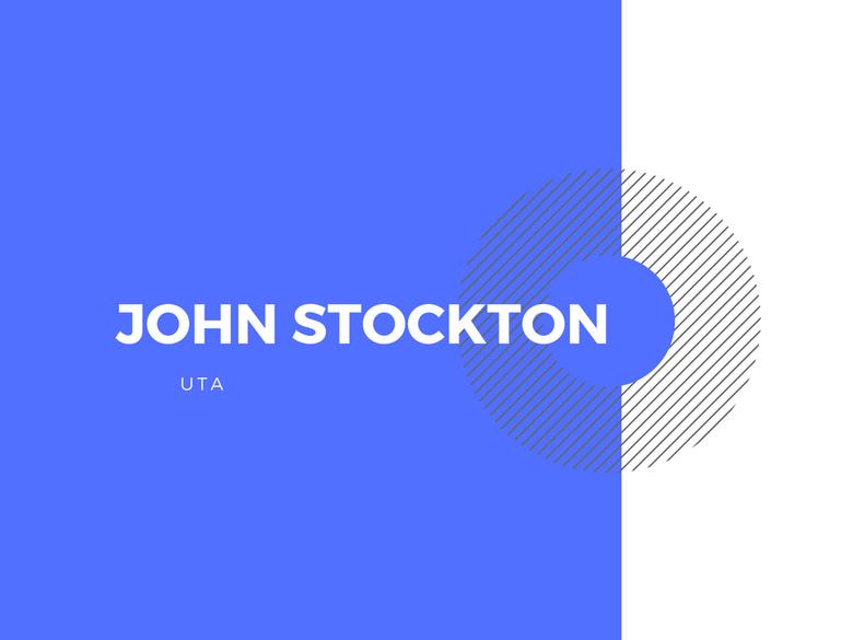 ジョンストックトン