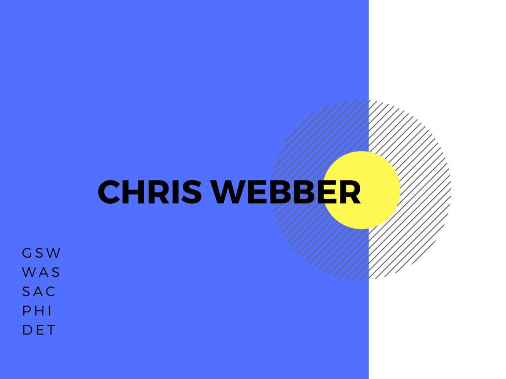 クリスウェバー