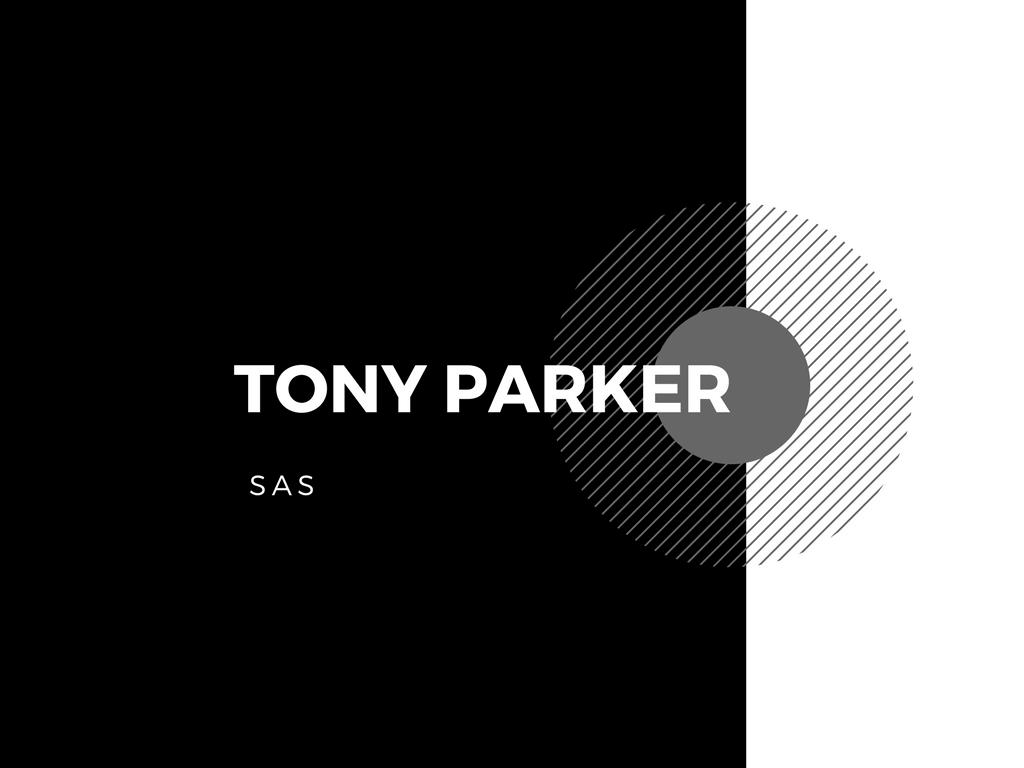 トニーパーカー