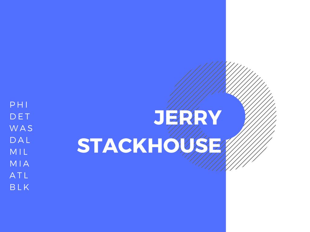 ジェリースタックハウス