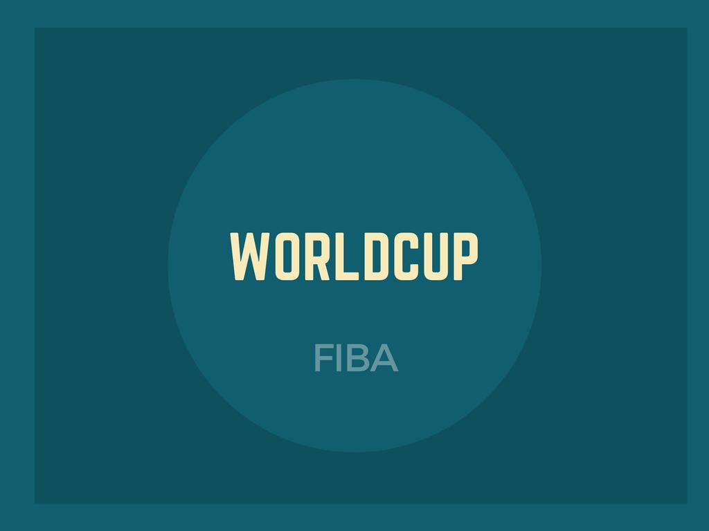 FIBA ワールドカップ