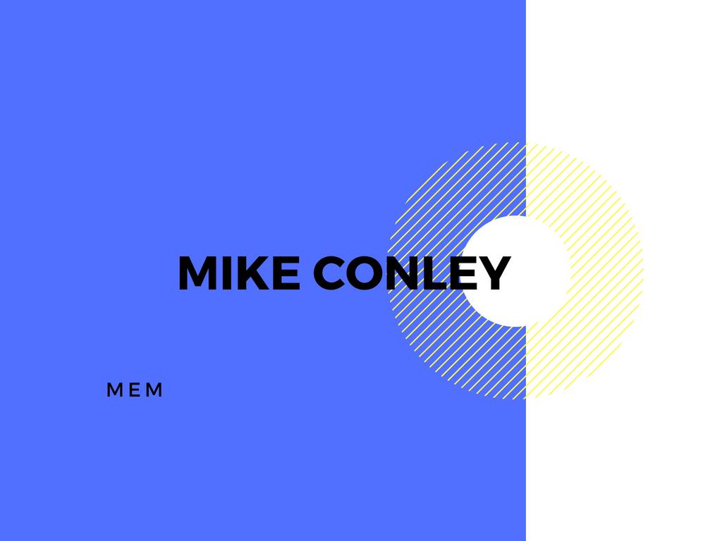 マイクコンリー