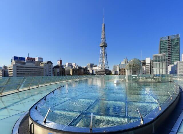 愛知県名古屋市のテレビ塔