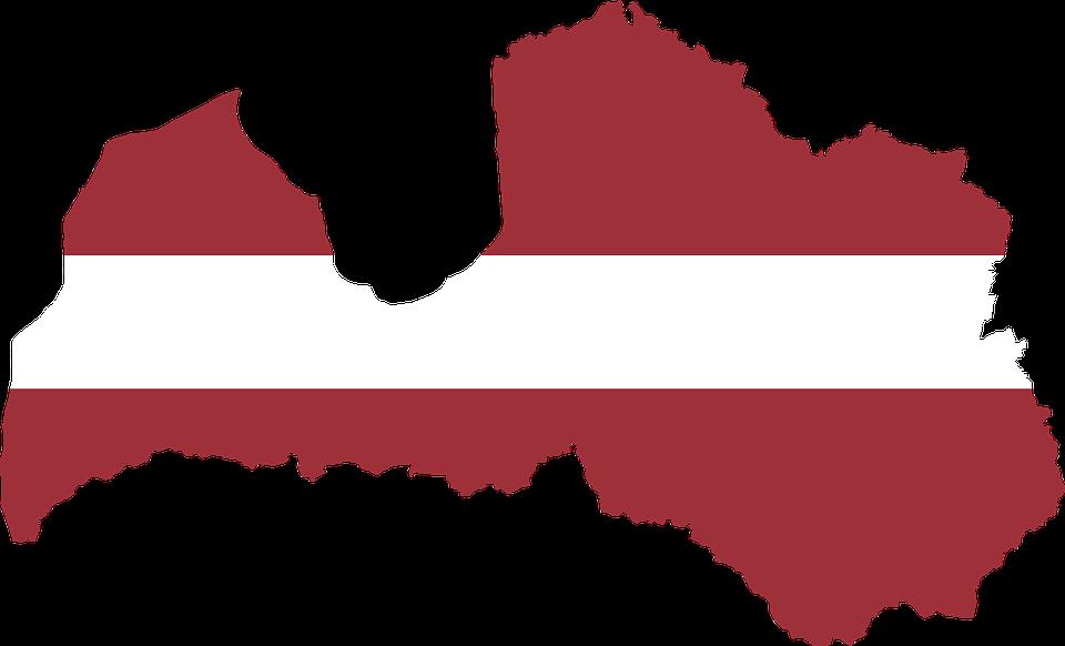 ラトビアの国旗