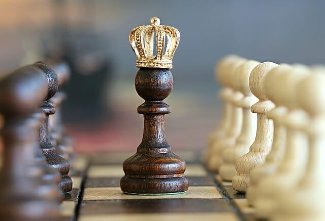 チェスのキング