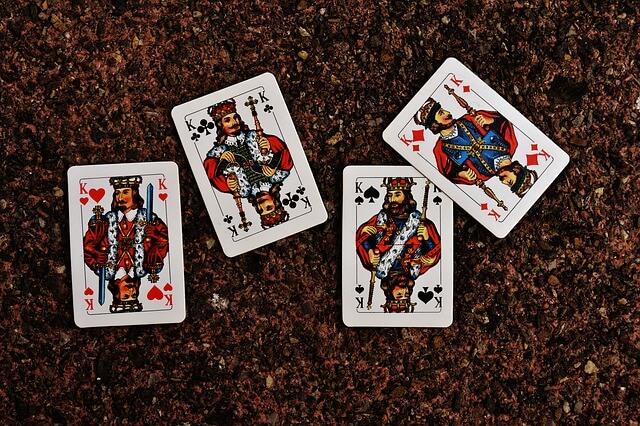 4種類のキング