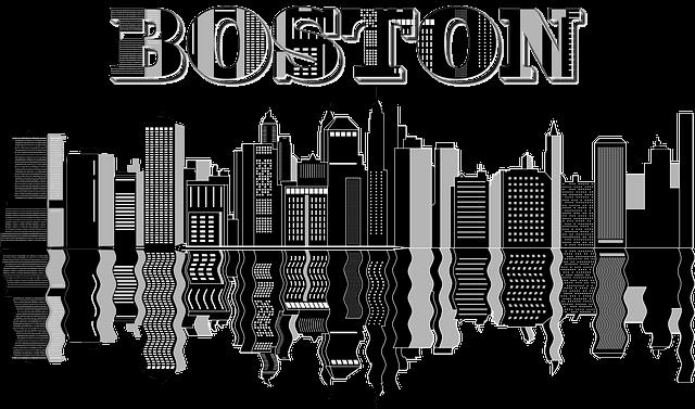 ボストンのビル