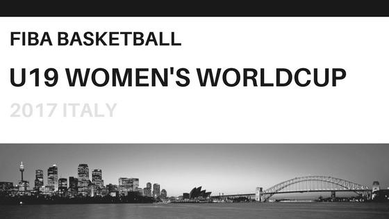 FIBAバスケットボールワールドカップ2017女子イタリア
