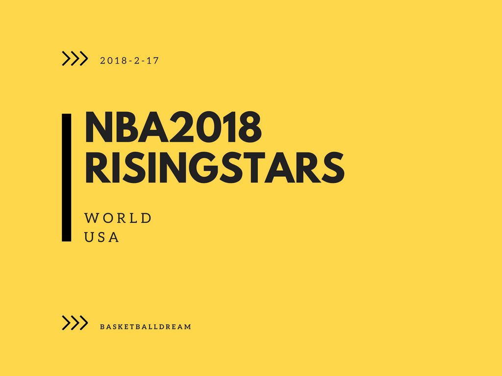 NBAライジングスターズ2018