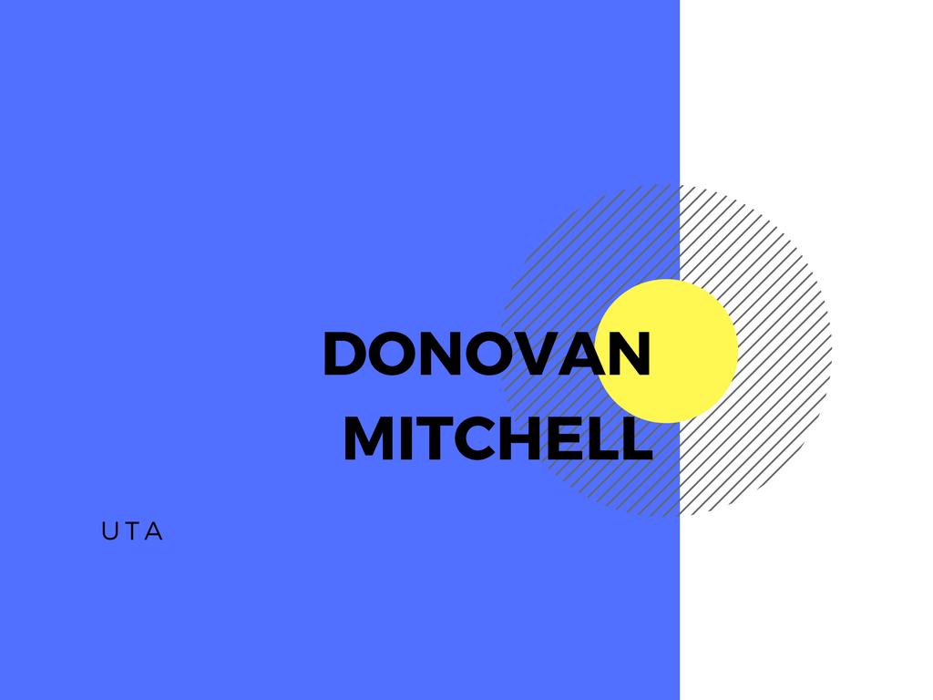 ドノバンミッチェル
