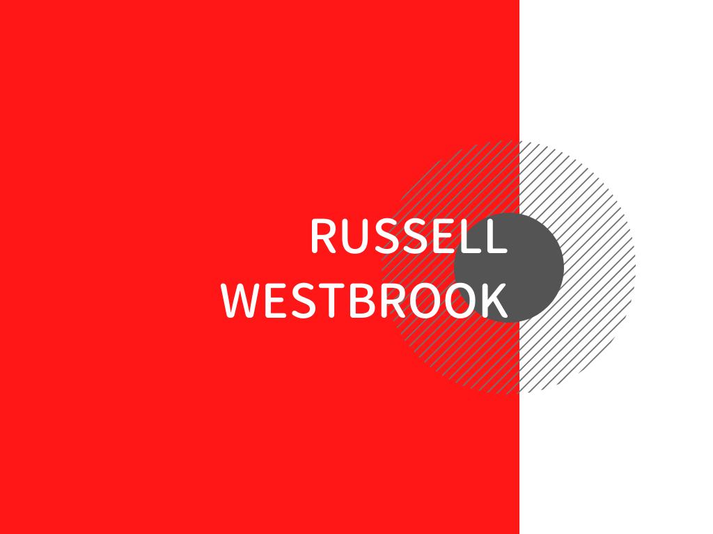 ウェストブルック