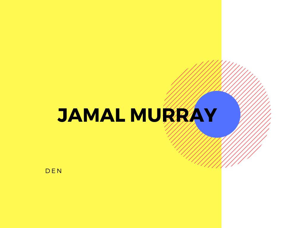 ジャマールマレー