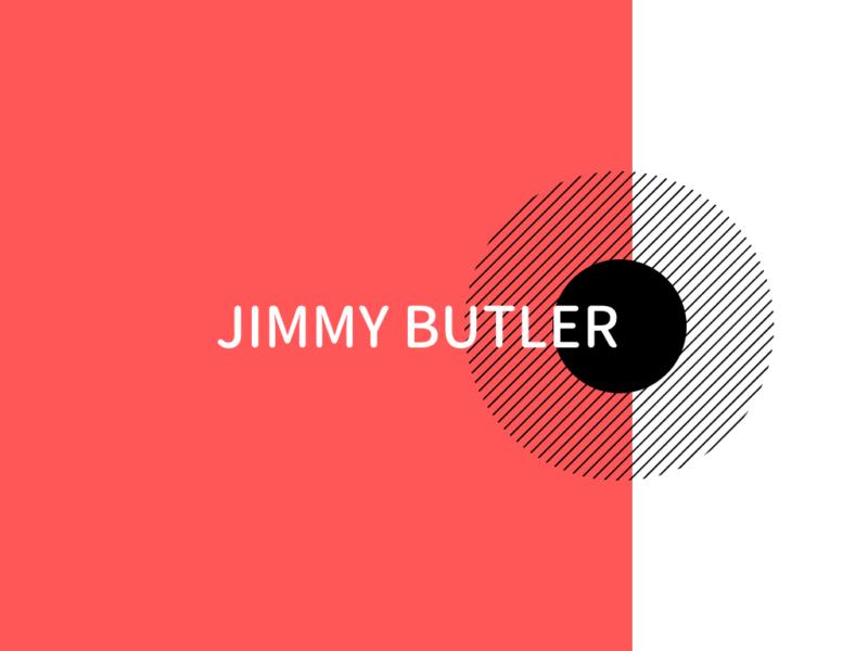ジミーバトラー