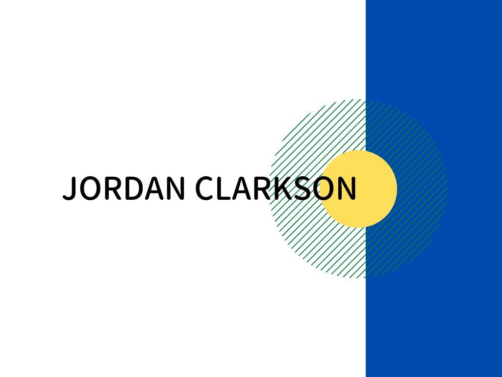 ジョーダンクラークソン